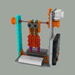 רובוט מתעמל